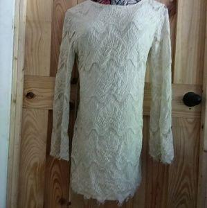 Honey punch boheiman dress size m